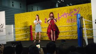気まぐれオンステージ鈴木まりや・島田晴香20170610