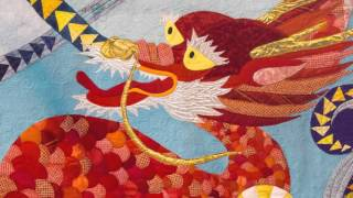 Festival of Quilts 2013 - Birmingham UK - Art Quilts - Part 1