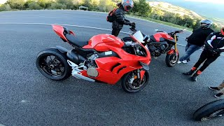 FIRST RIDE 2020 DUCATI PANIGALE V4!