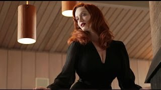 Lady & The Vamp: Christina Hendricks About The Two Sides Of Every Woman | NET-A-PORTER