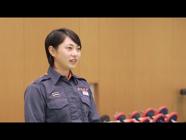 横浜市消防局の女性消防士を知って欲しい