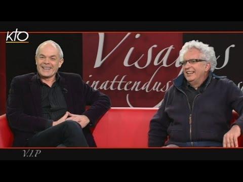 Daniel Facérias et Bernard Lanneau