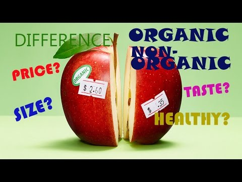 Video ORGANIC  way of healthy life-1