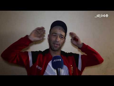 """بالدموع.. إبن الضحية يحكي كيف قتل أخوه العسكري السابق والدته بـ """"شاقور"""" بمدينة تيفلت"""
