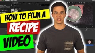 How to Make Recipe Videos With a Smartphone - Tasty, Buzzfeed