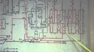 ТЭМ2 электр.схема 1.6 Возбуждение В, ГГ, ТЭД