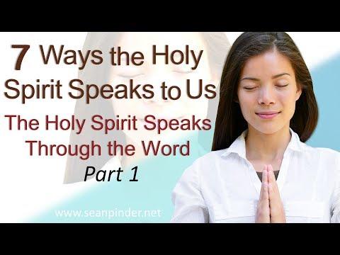 THE HOLY SPIRIT SPEAKS THROUGH THE WORD - JOHN 14 - MORNING PRAYER   PASTOR SEAN PINDER (video)