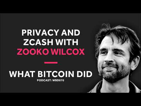 Privacy and Zcash with Zooko Wilcox
