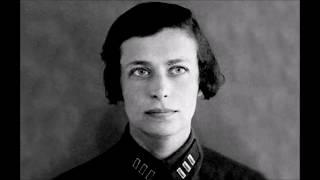 Ольга Ревзина -  Феррари, еврейка ,кадровый  офицер, проф.разведчица, убитая Сталинским  режимом....