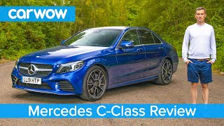 Mercedes C-Class 2020 in-depth review | carwow Reviews