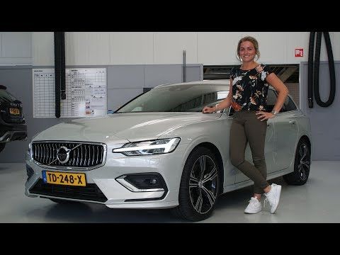 AutoZeelandtest van de Volvo V60 T6 AWD Inscription