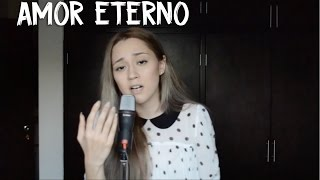 Amor eterno - Juan Gabriel (Carolina Ross cover)