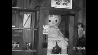 Annabelle Doll & Perron Family Haunting: True Story of Conjuring
