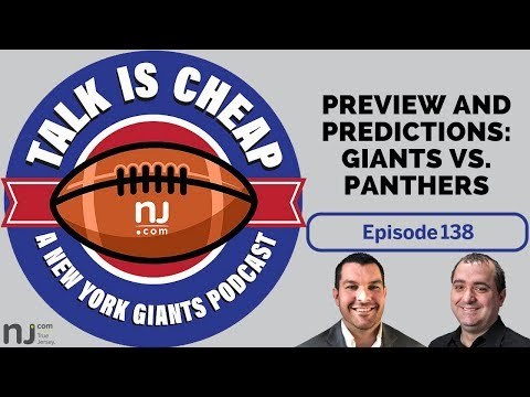 NFL Week 5: Giants vs. Panthers preview and predictions