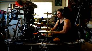 Iced Earth - Consequences Drum Cover