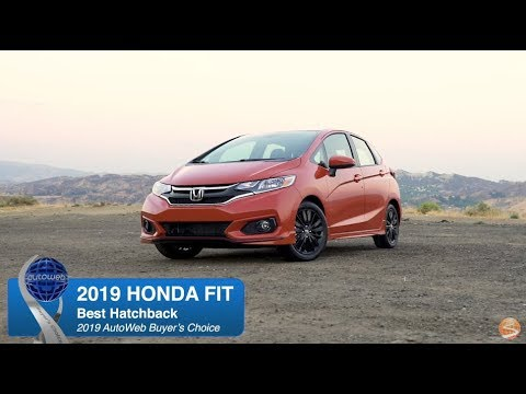 2019 Honda Fit Wins the AutoWeb Buyer