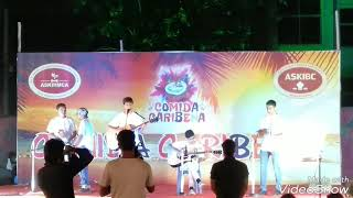 HOTEL CALIFORNIA (AARON FERNANDES) Live at ASKIHMCA BANGALORE