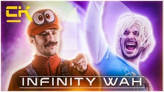 SUPER SMASH BROS. INFINITY WAH - CALM BEFORE THE STORM