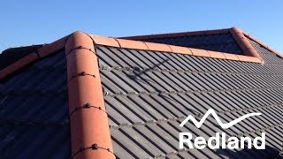 Ridge Hip Junction installation video