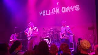 Yellow Days   A Little While (live In Berlin, 2019)