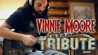 Vinnie Moore - Last Chance (GUITAR COVER)