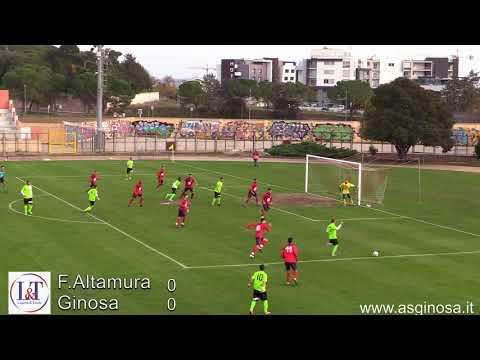 Preview video FORTIS ALTAMURA-GINOSA 0-0 Sfiorato il colpaccio ad Altamura