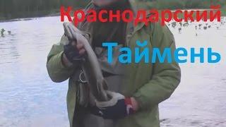 Рыбалка на хариуса в краснодарском крае