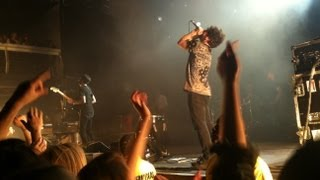 Foals - Prelude/Inhaler (Live at Terminal 5, NYC)