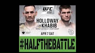 UFC 223: Khabib vs Holloway Bets, Picks, Predictions on Half The Battle