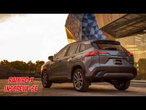 Novo Toyota Corolla Cross 2021:  Terá motores 2.0 e 1.8 Hybrid - Brasil! Veja todos os Detalhes...