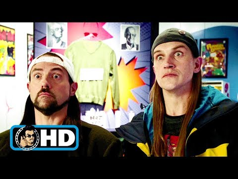 JAY AND SILENT BOB REBOOT Movie Clip - Marvel Movies (2019)