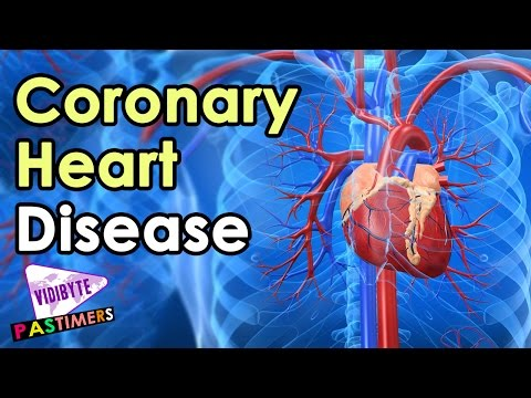 Video Coronary Heart Disease -- Symptoms || Health Tips