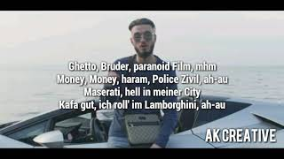 NOAH   LAMBORGHINI Prod. By JK & Jugglerz (Official Lyrics Video)