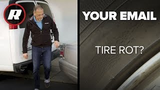 Your Email: Why you might have to replace tires that look new? Tire Rot | Cooley On Cars