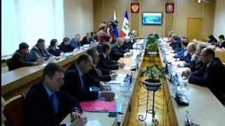 Социально-экономическую ситуацию в Великом Новгороде обсудили на совещании в правительстве области