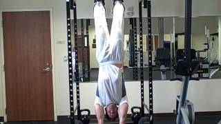 How I added about one inch to my height - using Gravity Boots for recovery and spine elongation