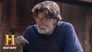 "Watch all new episodes of The Curse of Oak Island Tuesdays at 9/8c, and stay up to date on all of your favorite History Channel shows at http://history.com/schedule  Gary proves that he is the master of making finds when he discovers a silver tag with major implications, in this scene from Season 7, ""Gary Strikes Again"". #OakIsland Subscribe for more from The Curse of Oak Island and other great HISTORY shows: http://po.st/SubscribeToHistory  Catch up with this Season 4 playlist: http://po.st/CurseofOakIslandS4  Find out more about the series and watch full episodes on our site: http://po.st/History_CurseofOakIsland  Try your hand at the Oak Island Dig game: http://po.st/History_CurseofOakIsland_Dig  Check out exclusive HISTORY content: History Newsletter: http://po.st/HistoryNewsletter Website - http://po.st/HistoryWeb Facebook - http://po.st/HistoryFacebook Twitter - http://po.st/HistoryTwitter  HISTORY® is the leading destination for award-winning original series and specials that connect viewers with history in an informative, immersive, and entertaining manner across all platforms. The network's all-original programming slate features a roster of hit series, premium documentaries, and scripted event programming."