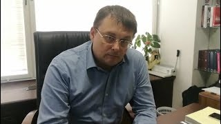 Беседа с Евгением Фёдоровым 10.09.2018