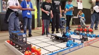February 25, 2017 Tournament at Fall River Elementary – Qualifying Match with Rocky Mountain Elementary School's Team 27489B (Rocky Rams B)