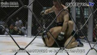 preview picture of video 'Gladiator Arena - MMA Pyrzyce'