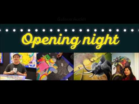opening night 18 mars 2017