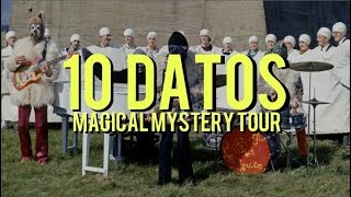 10 DATOS DEL ÁLBUM: MAGICAL MYSTERY TOUR  | THE BEATLES