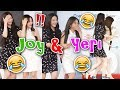 Download Video Red Velvet JOY and YERI suffer in the Rain @ Dream Concert 2018 레드벨벳 조이 예리 드림콘서트 (Funny Moment)