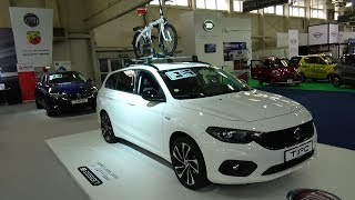 2018 Fiat Tipo Kombi S-Design 1.4 T-Jet - Exterior And Interior - Auto Salon Bratislava 2018
