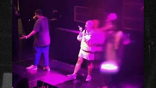 Baco Exu Do Blues Ft. 1LUM3   Me Desculpa Jay Z Ao Vivo Em São Paulo
