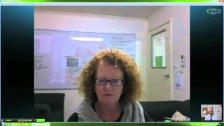 Sample of Skype job interview