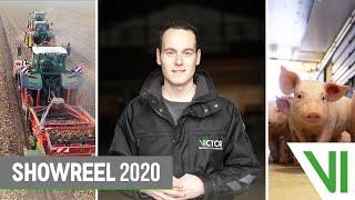 INTRODUCTIE | Victor Video in 80 seconde! | Showreel 2020