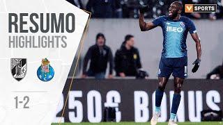 Highlights | Resumo: Vitória SC 1-2 FC Porto (Liga 19/20 #21)