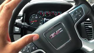 GMC Yukon - How to lock/unlock doors
