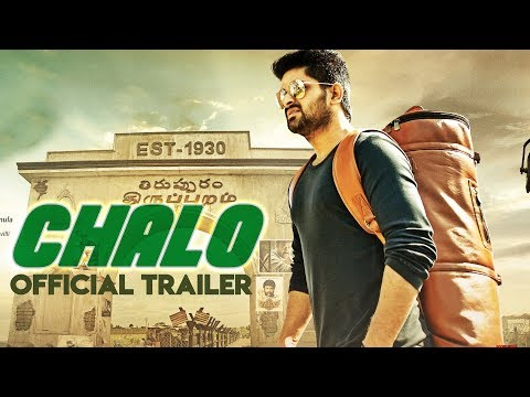 Download CHALO - Official Trailer | Naga Shaurya, Rashmika | 2018 New Released Upcoming Movie